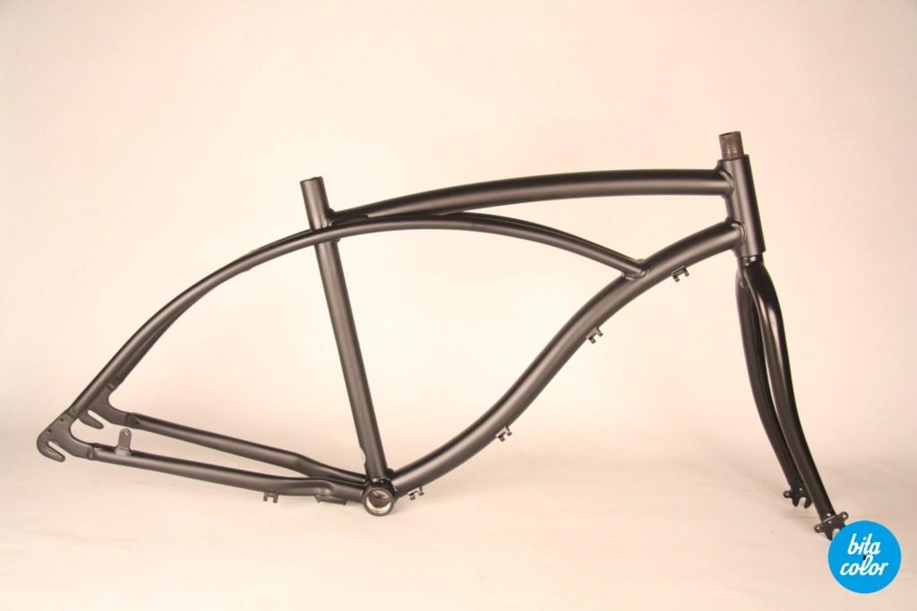 Bicicleta_cruiser_negru_mat_bitacolor_1