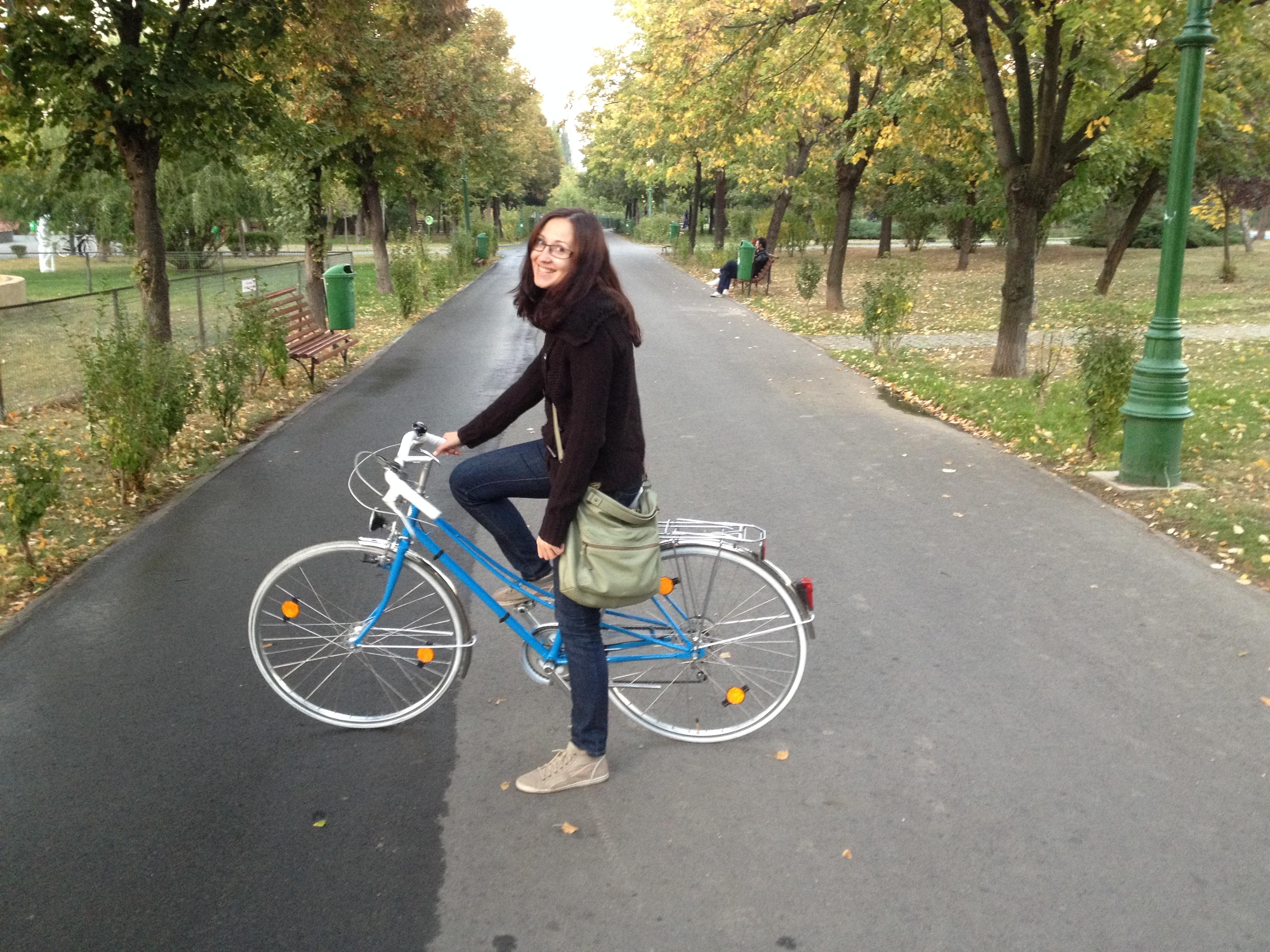 Diana bicicleta