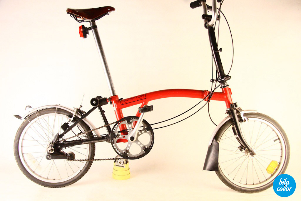 Brompton_red_paint_1