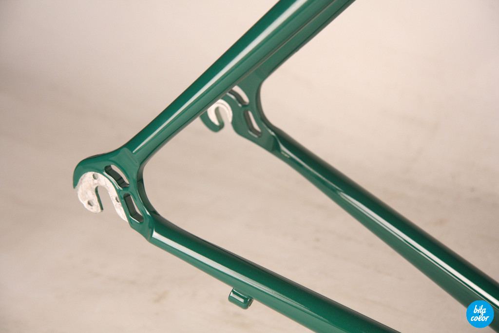 Parkpre_al_road_frame_columbus_Racing_green_bitacolor_8