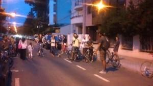 tura de seara cu bicicleta